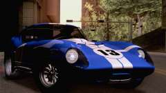 Shelby Cobra Daytona Coupe 1965