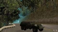 БТР-152 для GTA San Andreas