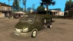 ГАЗ 3302 v2.0 (ГАЗель Эвакуатор)
