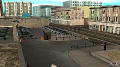 Оживление автошколы в San-Fierro для GTA San Andreas