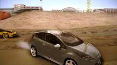Ford Fiesta Zetec S 2010 для GTA San Andreas