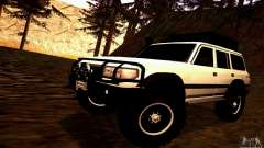 Toyota Autana 4x4 для GTA San Andreas