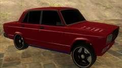 ВАЗ 2107 hard tuning для GTA San Andreas
