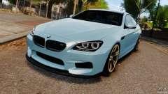 BMW M6 для GTA 4