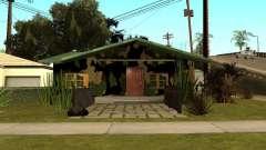Новый дом Денис для GTA San Andreas