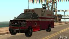 Ambulance из GTA 4