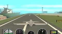 Авиа приборы в самолете