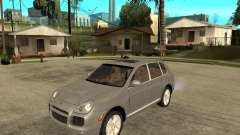 Porsche Cayenne Turbo для GTA San Andreas