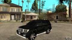 Toyota Land Cruiser 200 для GTA San Andreas