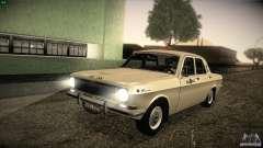 ГАЗ 24-01 Волга Такси для GTA San Andreas