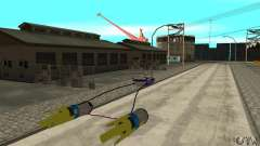 Star Wars Racer для GTA San Andreas