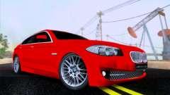 BMW 550i 2012