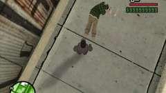 Ragdoll Style Animations v4 для GTA San Andreas