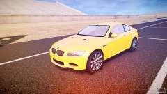 BMW M3 E92 для GTA 4