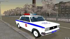 Ваз 2105 ППС Жигули для GTA San Andreas