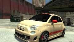 Fiat 500 Abarth Esseesse V1.0