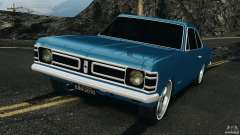 Chevrolet Opala Gran Luxo для GTA 4