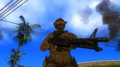 Пулемет M60E4