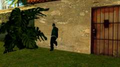 Друзья Сиджея на Грув для GTA San Andreas