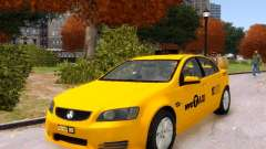 Holden NYC Taxi V.3.0