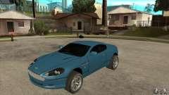 Aston Martin DB9 из NFS MW