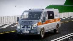 Ford Transit Usluga polski gazu [ELS]