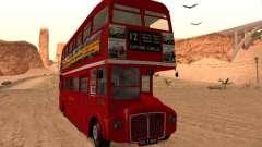 AEC RouteMaster RML для GTA San Andreas