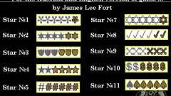 Новые звезды для худа №9