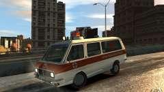 РАФ 2203 Ambulance для GTA 4