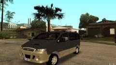 Hyundai Starex для GTA San Andreas