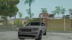 Jeep Grand Cherokee SRT8 2013