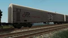 Рефрежираторный вагон Дессау №2 для GTA San Andreas