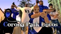 Corona Park Locos для GTA San Andreas