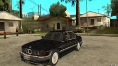 BMW E32 7-er Alpina B12 для GTA San Andreas
