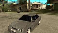 ВАЗ 2199 Любера тюнинг для GTA San Andreas
