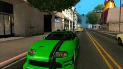 Toyota Supra NFS Most Wanted для GTA San Andreas