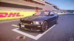 Saleen S281 Extreme Unmarked Police Car - v1.1