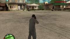 Прибамбасы для оружия для GTA San Andreas