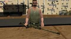 M95 Barrett Sniper