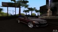 Mercedes-Benz CL65 AMG E.U. для GTA San Andreas
