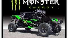 Загрузочные экраны Monster Energy для GTA San Andreas