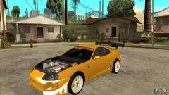 Toyota Supra D1GP для GTA San Andreas