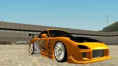 Mazda RX-7 sumopoDRIFT для GTA San Andreas