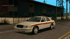 Ford Crown Victoria South Dakota Police для GTA San Andreas