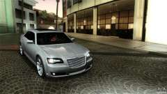 Chrysler 300C V8 Hemi Sedan 2011 для GTA San Andreas