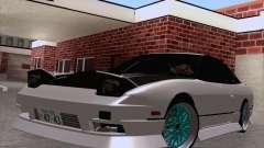 Nissan 240SX V2 для GTA San Andreas