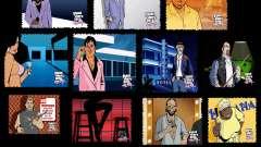 Новый Загрузочный Экран HD для GTA Vice City