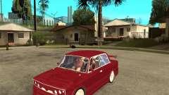 Ваз 2106 Lord для GTA San Andreas