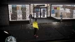 Foot Locker Shop v0.1 для GTA 4