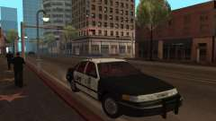 Ford Crown Victoria LSPD для GTA San Andreas